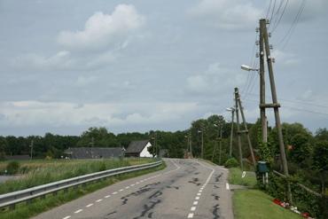 De karakteristieke bokpalen, zoals hier langs de Kattendijk in Gouderak, blijven behouden.