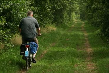Uniek wandel- en fietspad moet blijven zoals het is.