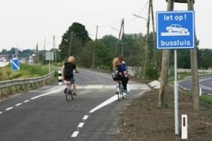 Straks helemaal vrij baan voor fietsers? (archieffoto)