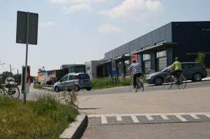 De provincie is toch bereid te praten over de gevaarlijke oversteek voor fietsers.