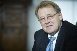 Commissaris van de Koning Jaap Smit: 'K5 biedt kansen voor vitale toekomst.' (foto: provincie Zuid-Holland)